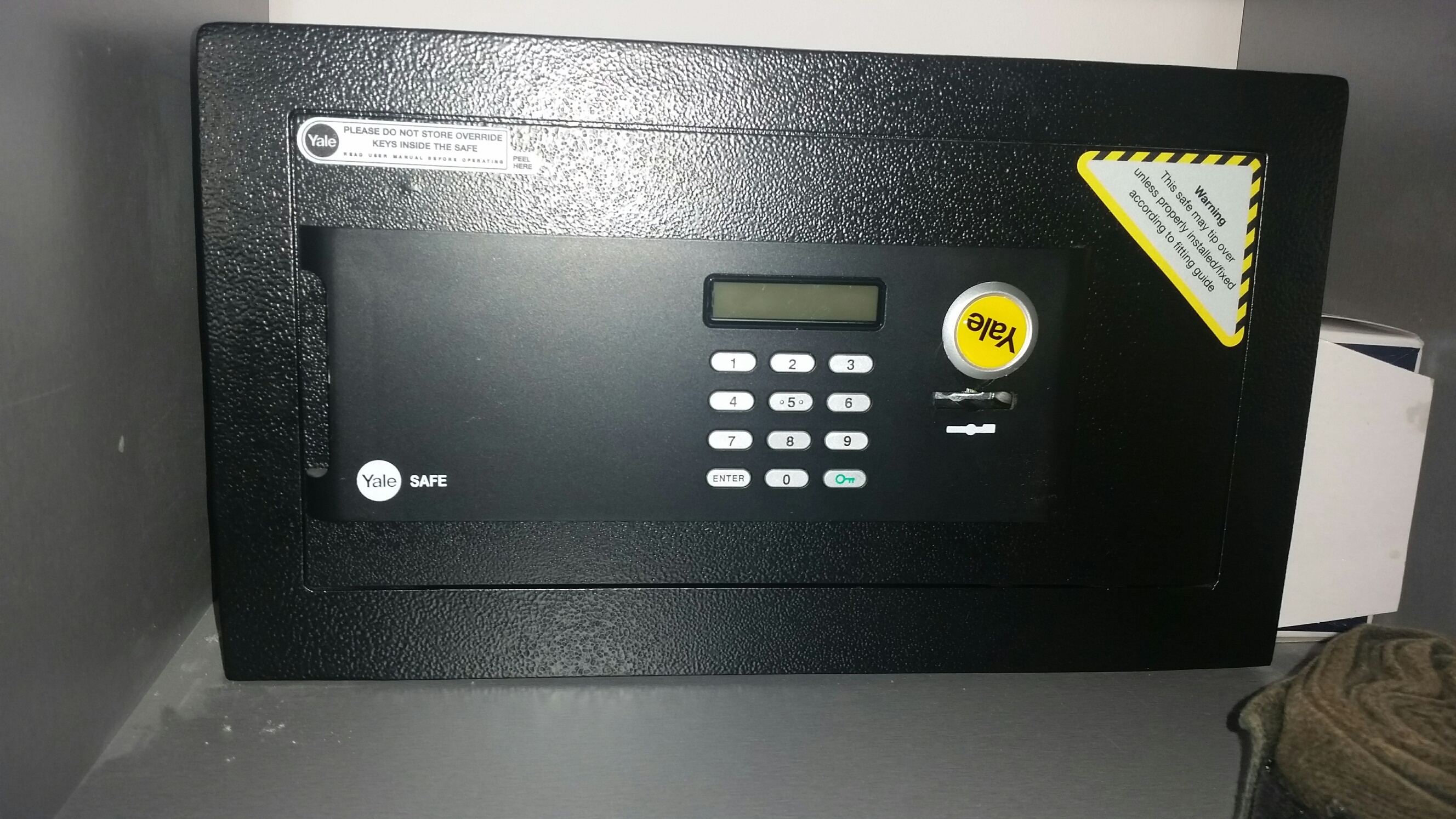 Yale YSB Digital Safe