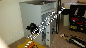 Phoenix Cashier Deposit Safe Opened