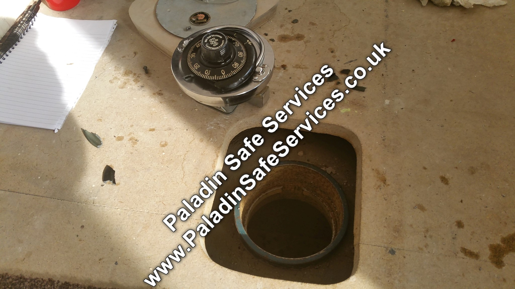 Secure Safes (Coventry) Combination
