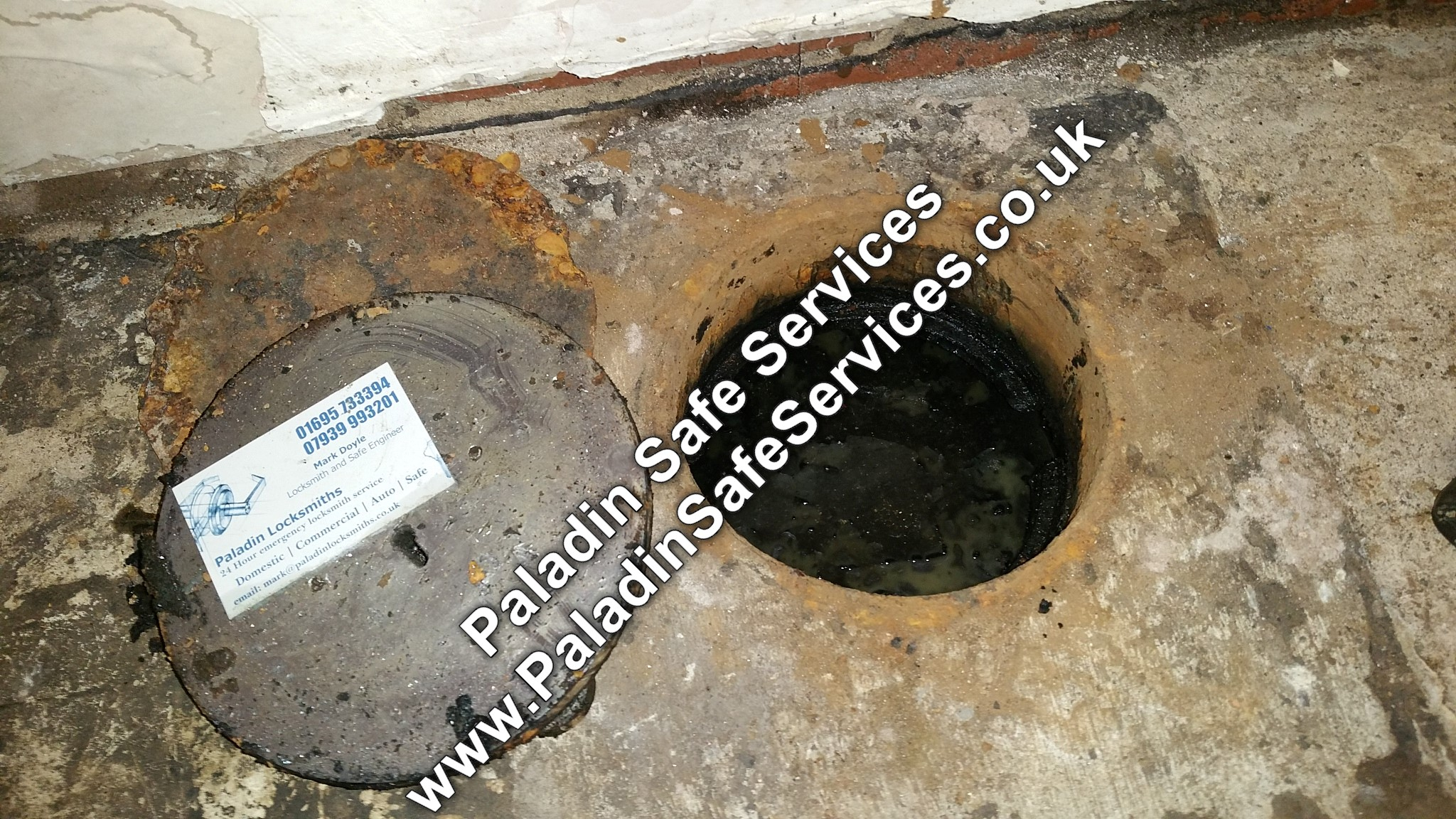 Securikey Safeguard Under Floor Safe