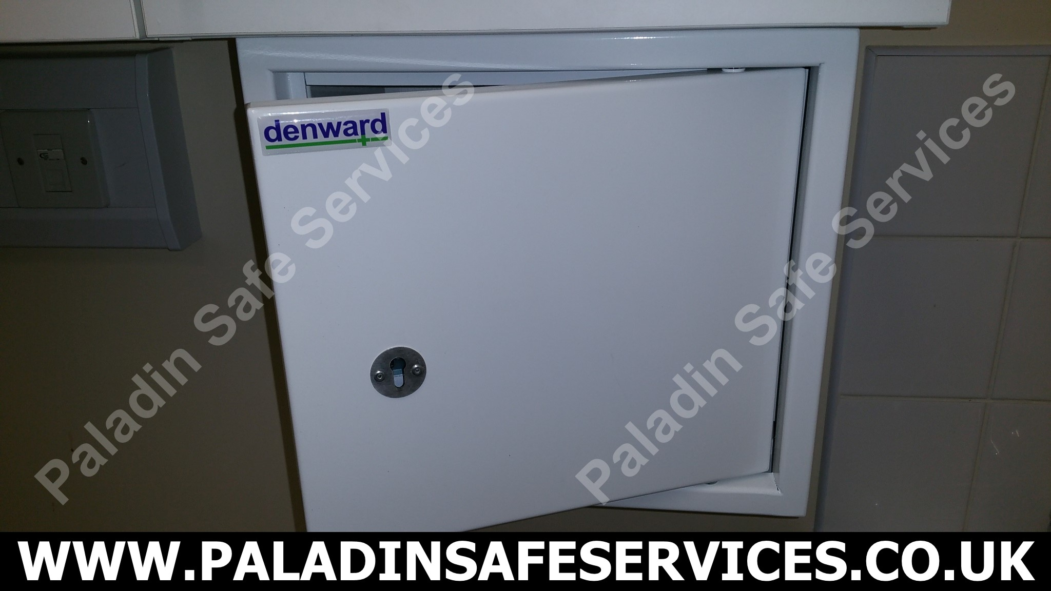 Denward Controlled Drug Cabinet Lost Keys