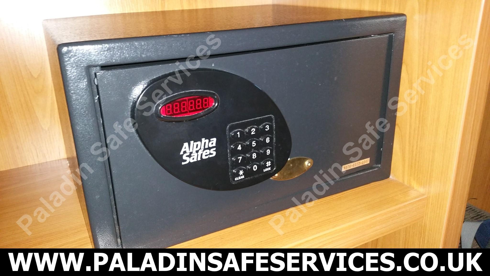 Alpha Hotel Safe Opening