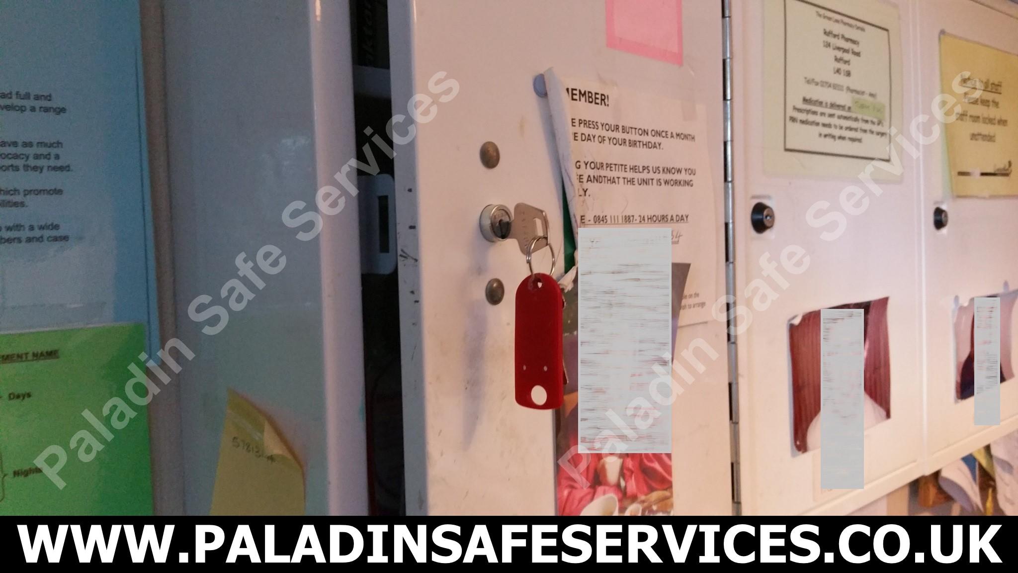 Bristol Maid Medicine Cabinet Lost Keys