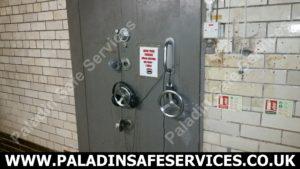 Chubb Vault Door