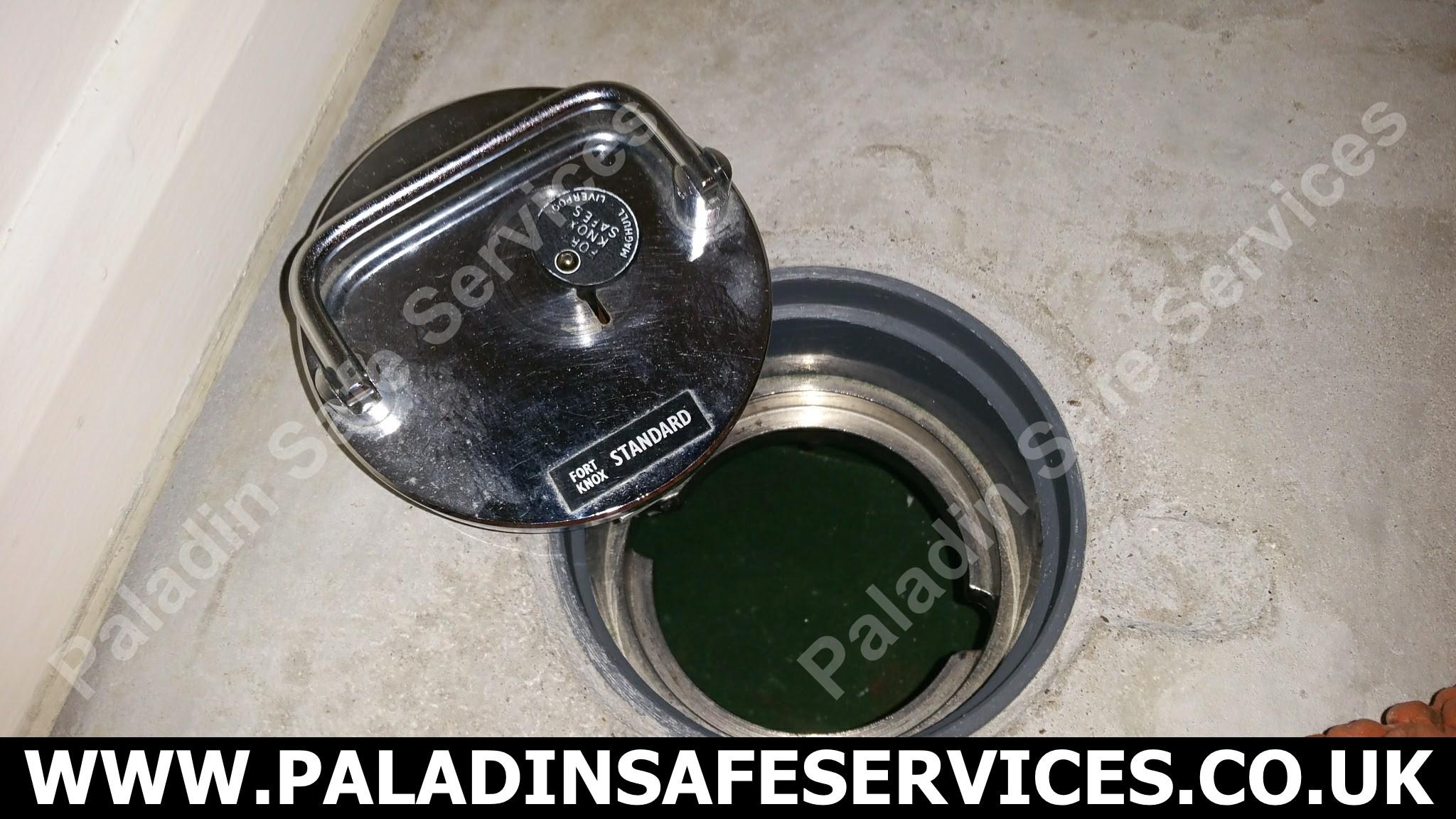 Fort Knox Standard Safe No Keys