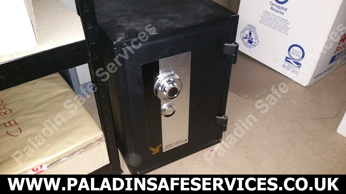 Eagle Home Safes Lost Combination