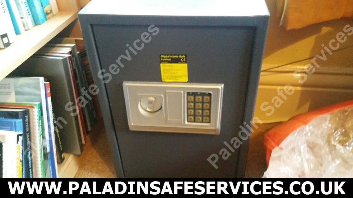 Hilka Digital Home Safe S-50EA(II)