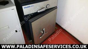 Chubb Proguard Safe Lost Keys