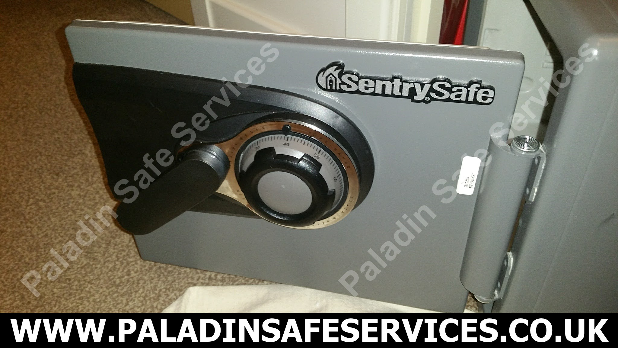 Sentry MS0200 Safe Won't Open