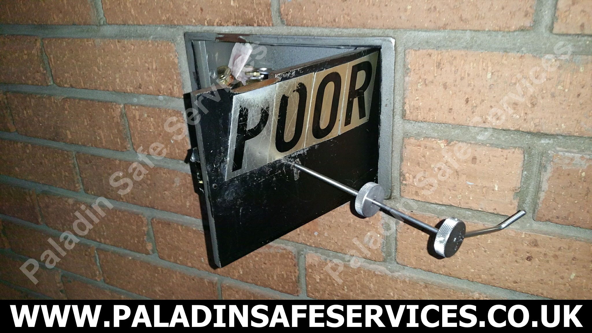 Chubb Wall Safes Lost Keys Paladin Safe Services