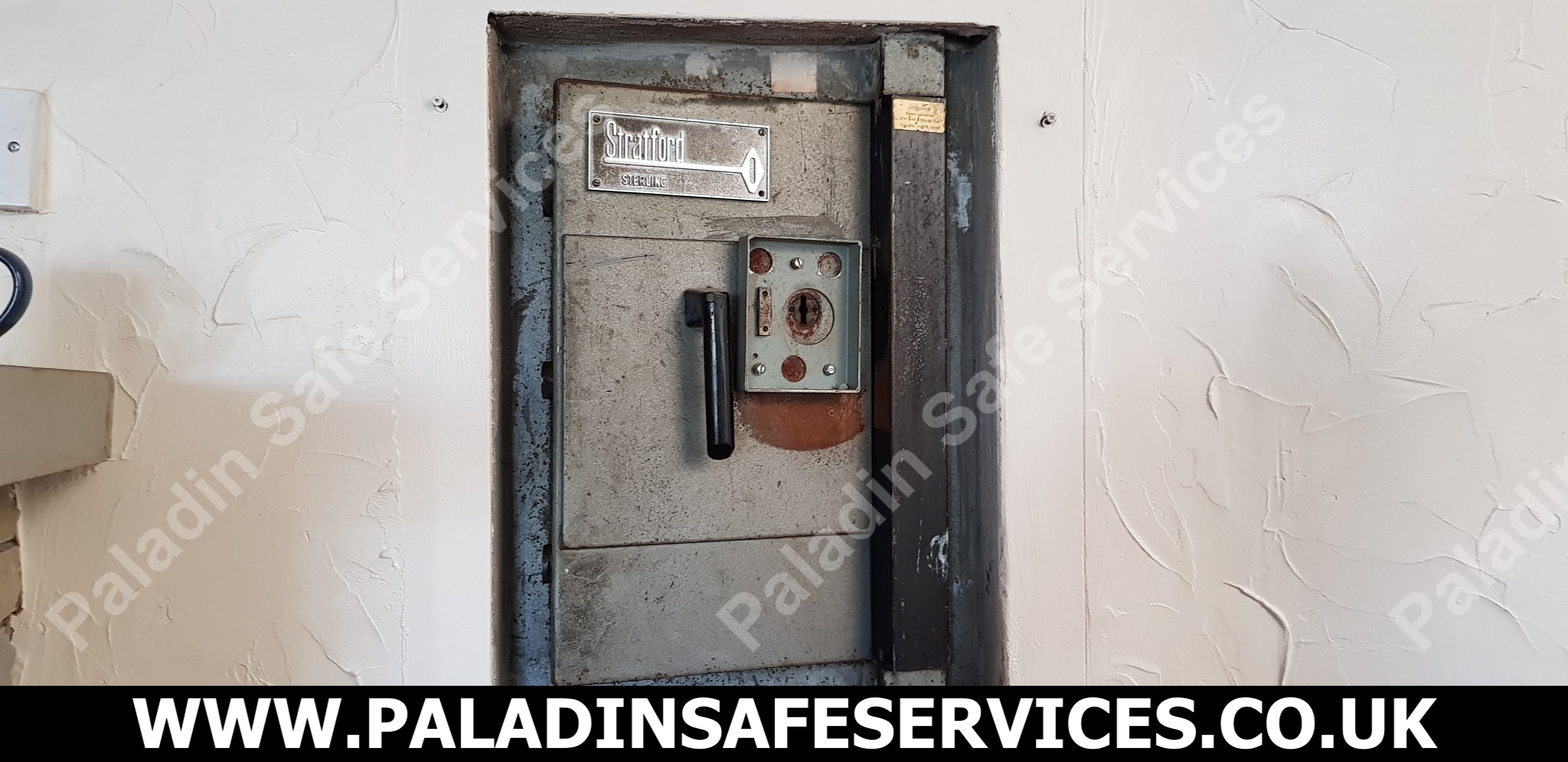 Stratford Sterling Lost Safe Keys