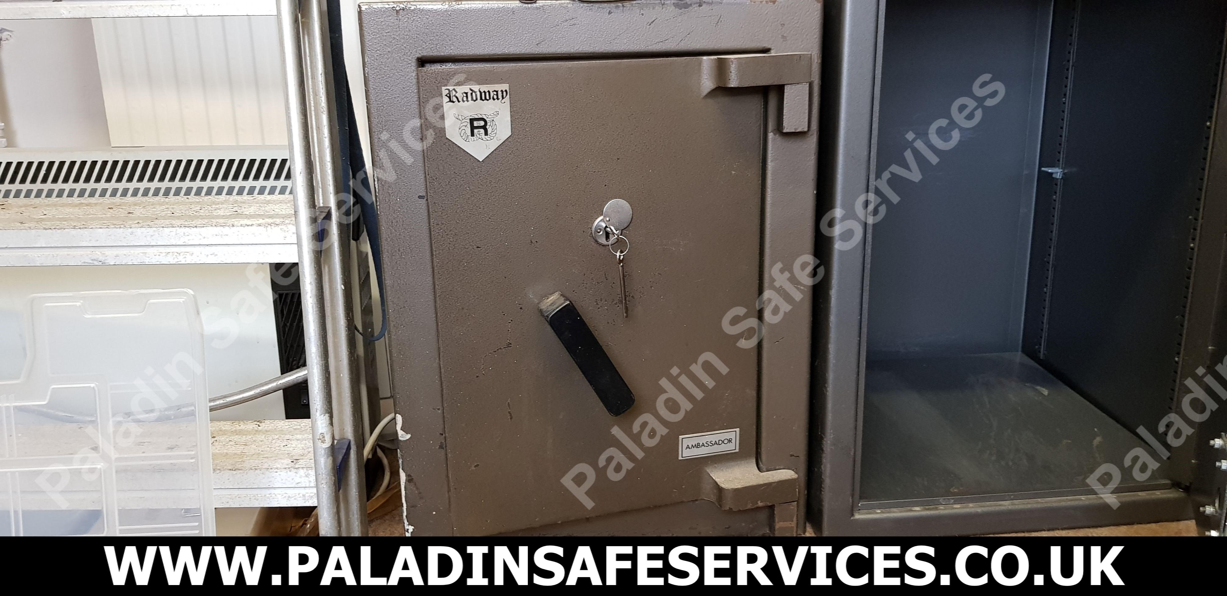 Radway Ambassador Safe Lost Keys