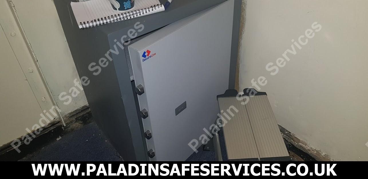 Secureline Safe Lost Keys