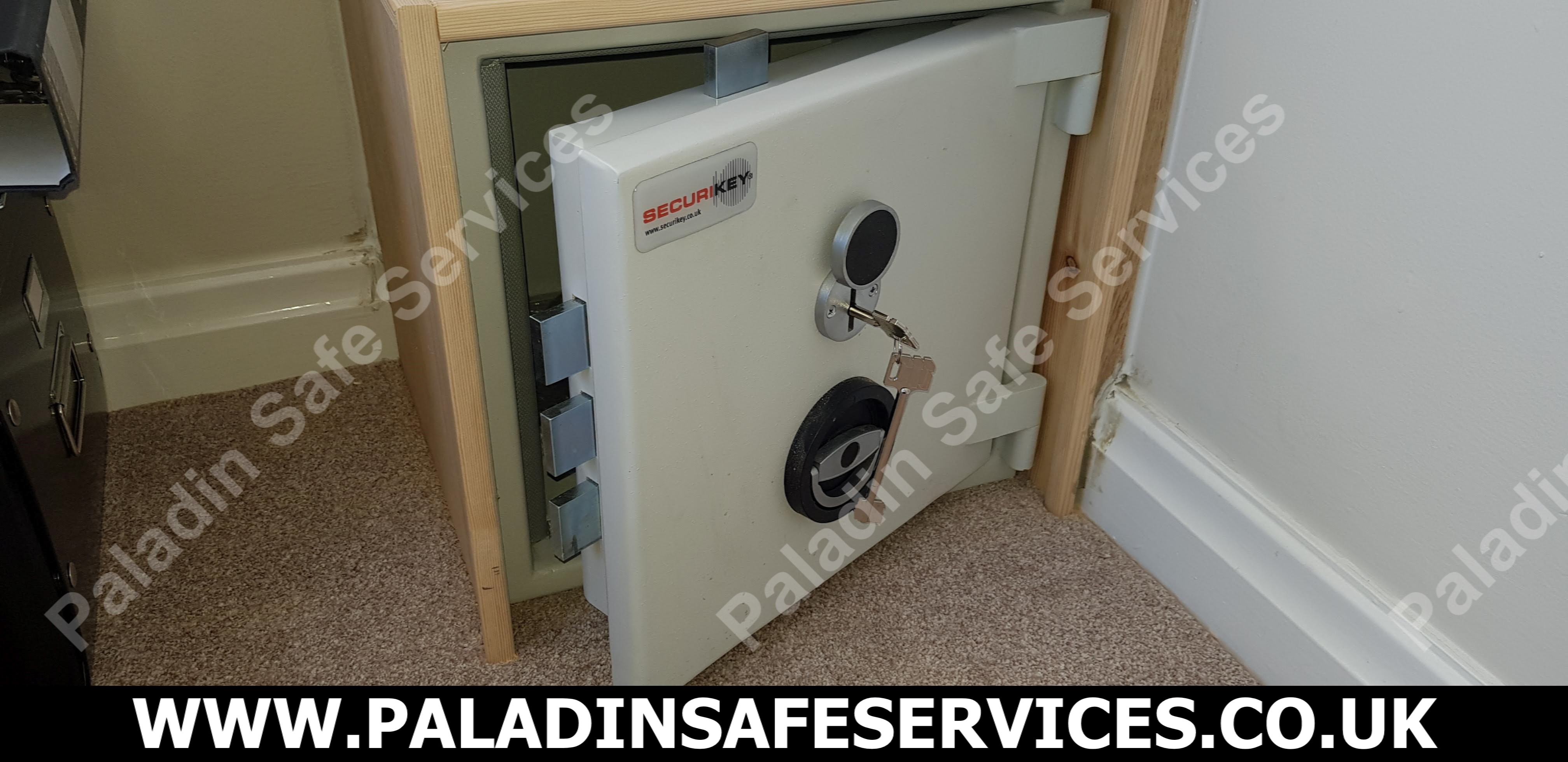 Securikey Safe Cracking