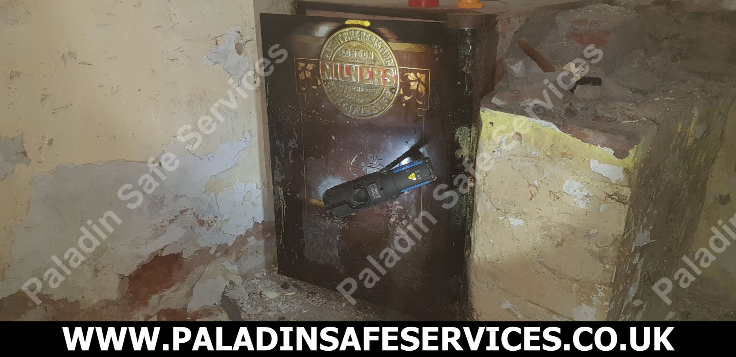 Milners Special Safe Opening