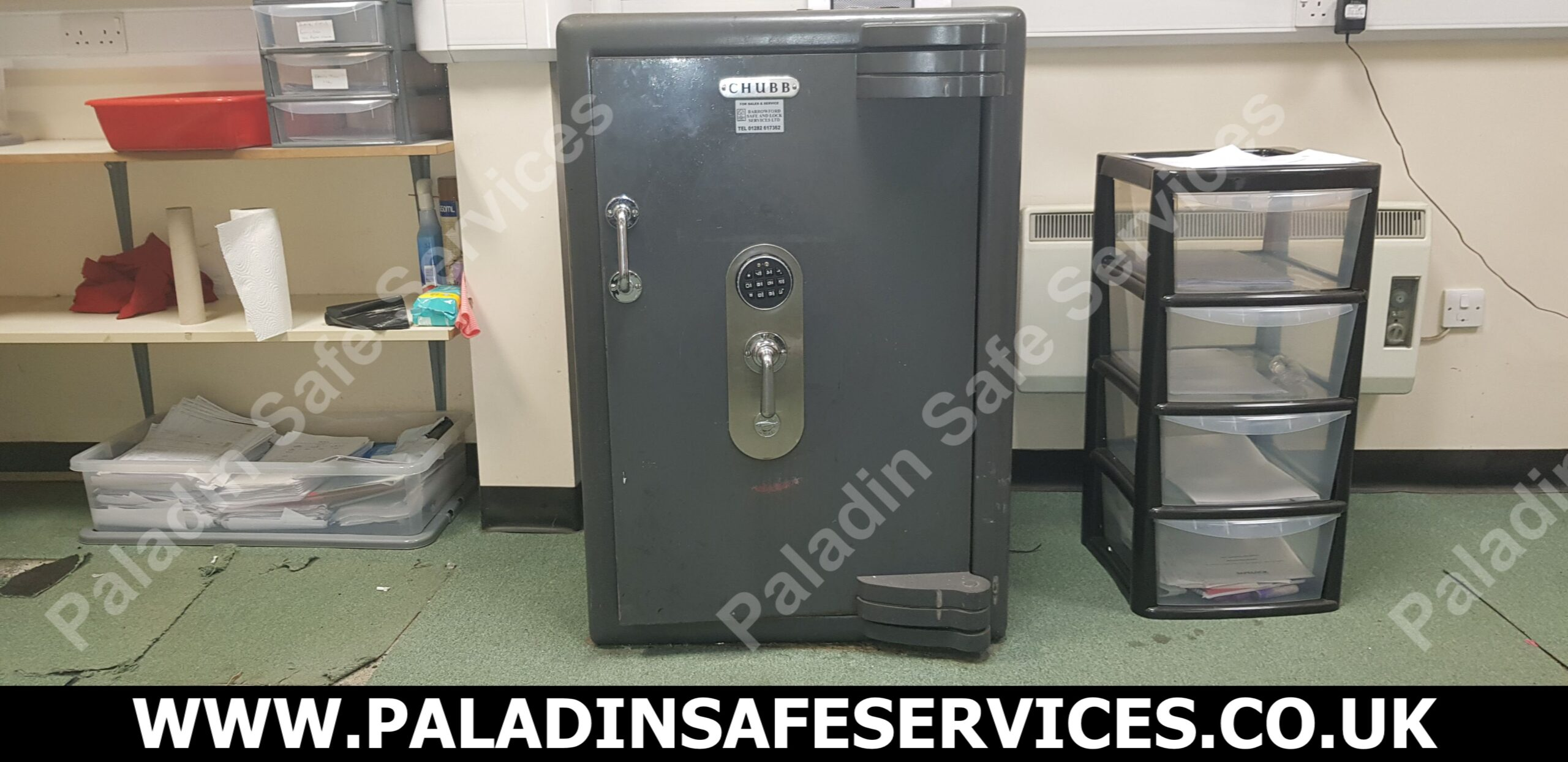 Chubb Safecracker Warrington