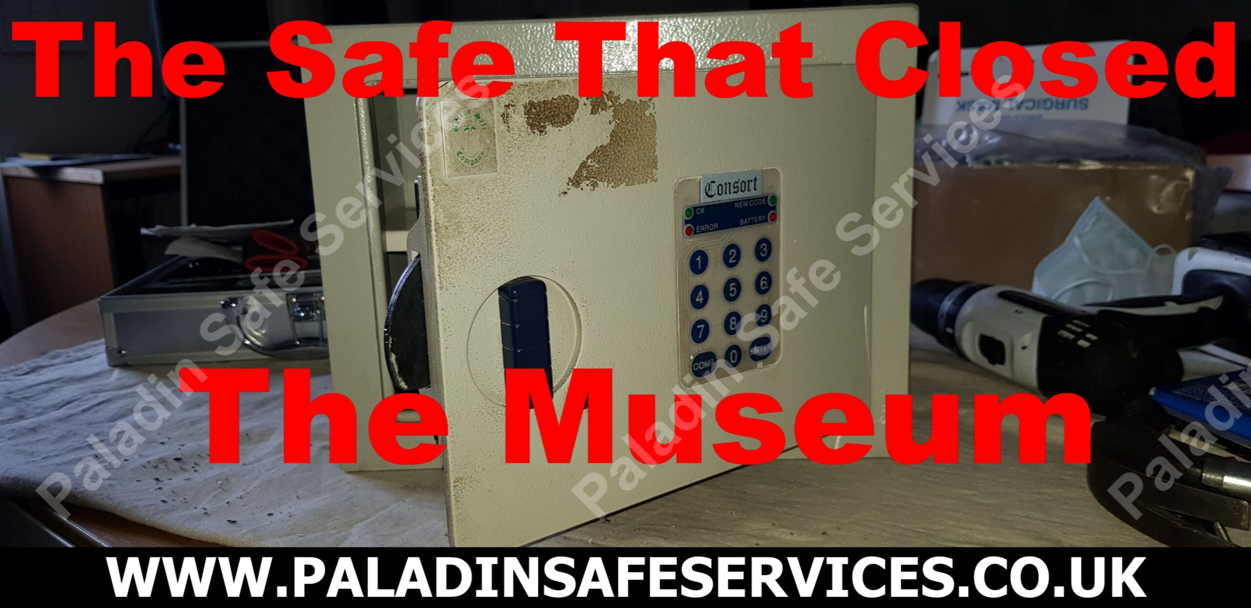 Burton Consort Safe Safecracker Cheshire