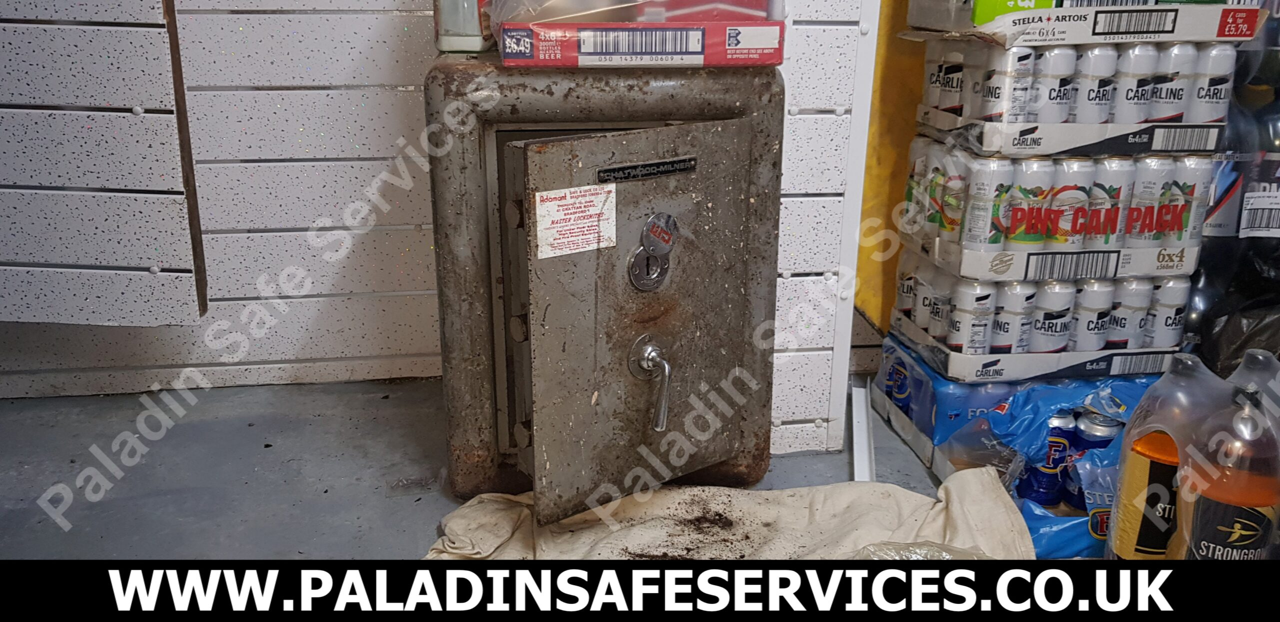 Chatwood Milner Duplex Safecracker Halifax