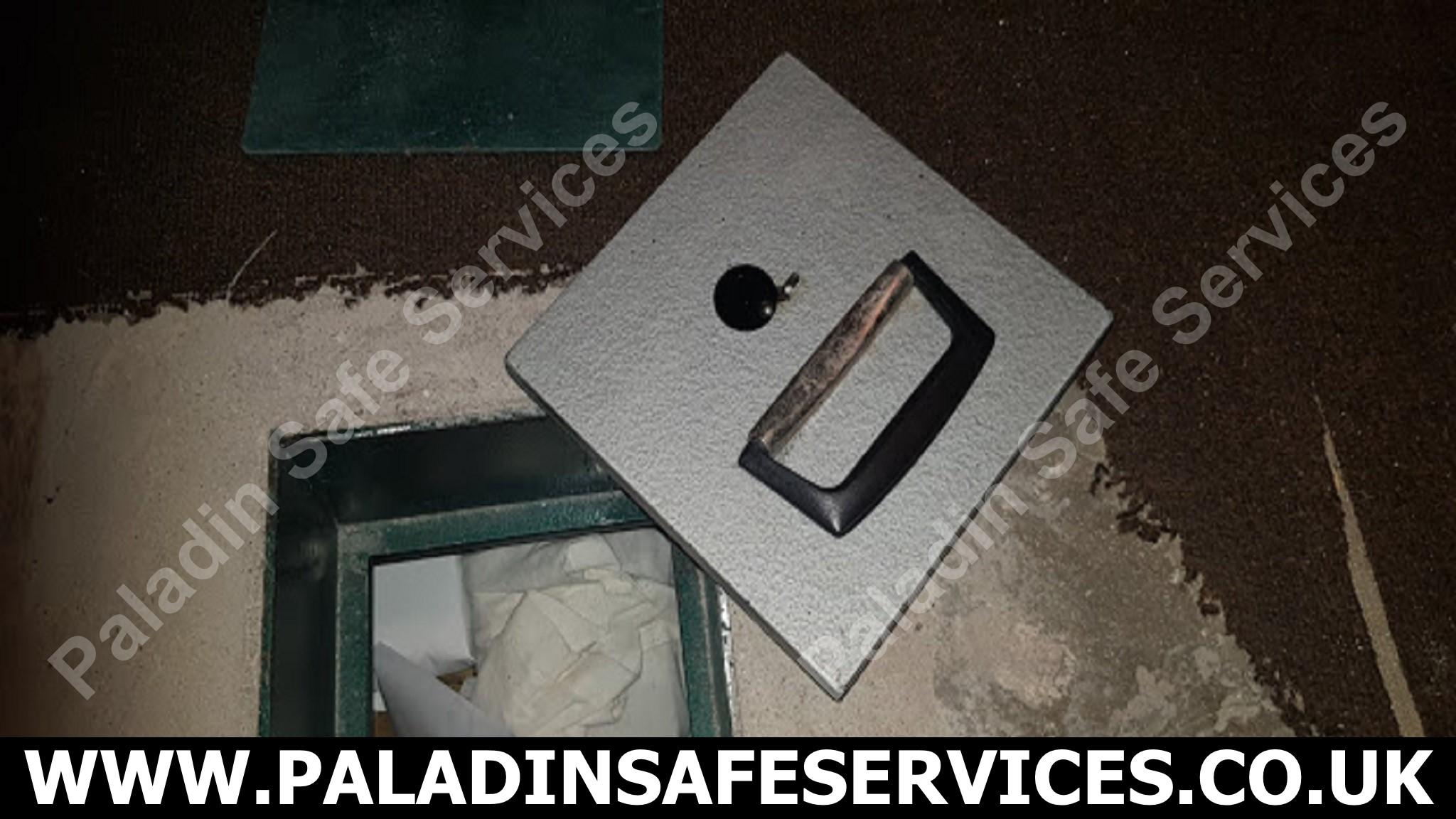 Under floor Safe Cracker Cheshire