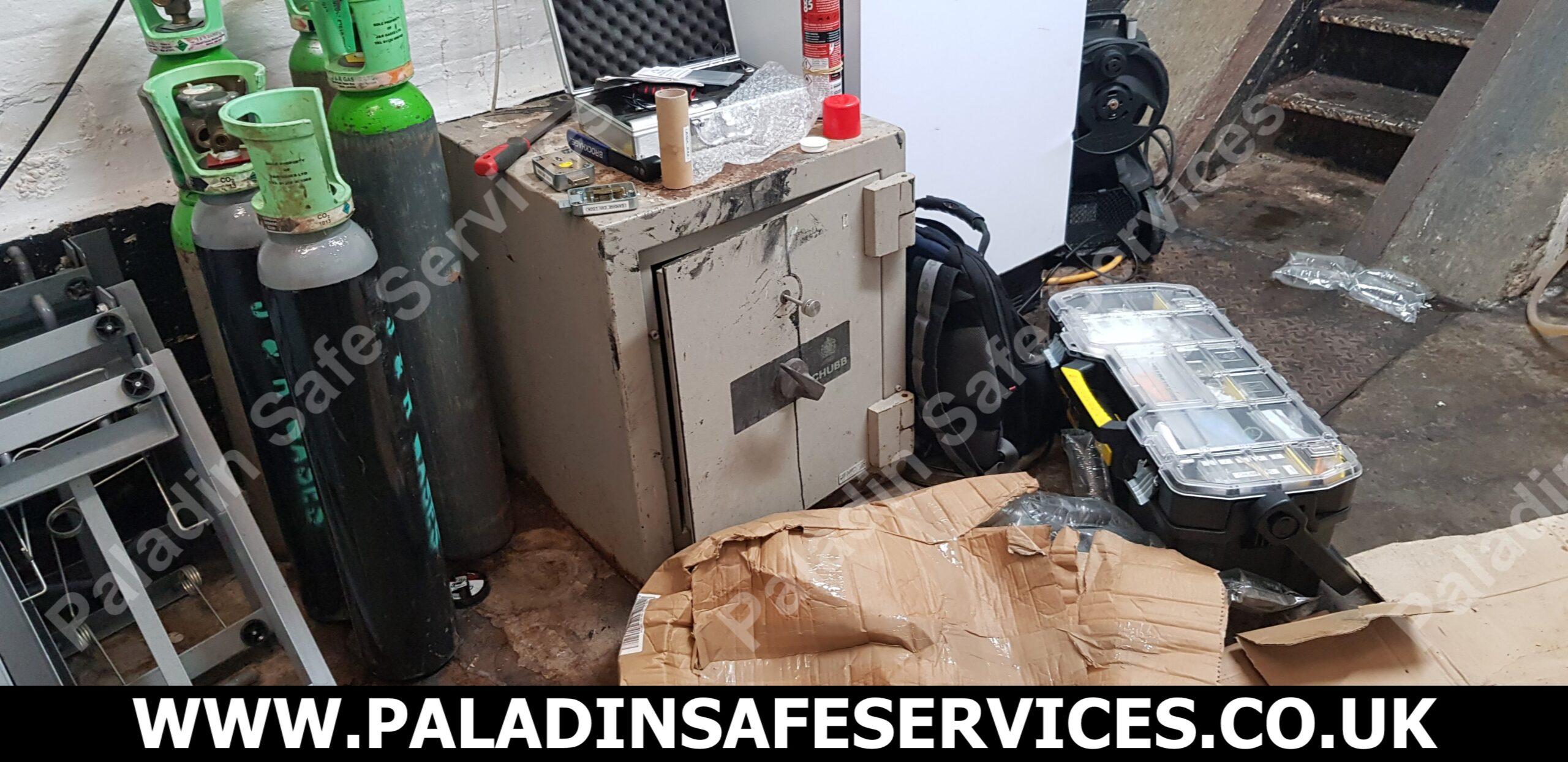 Chubb Lichfield Safe - Safecracker Preston
