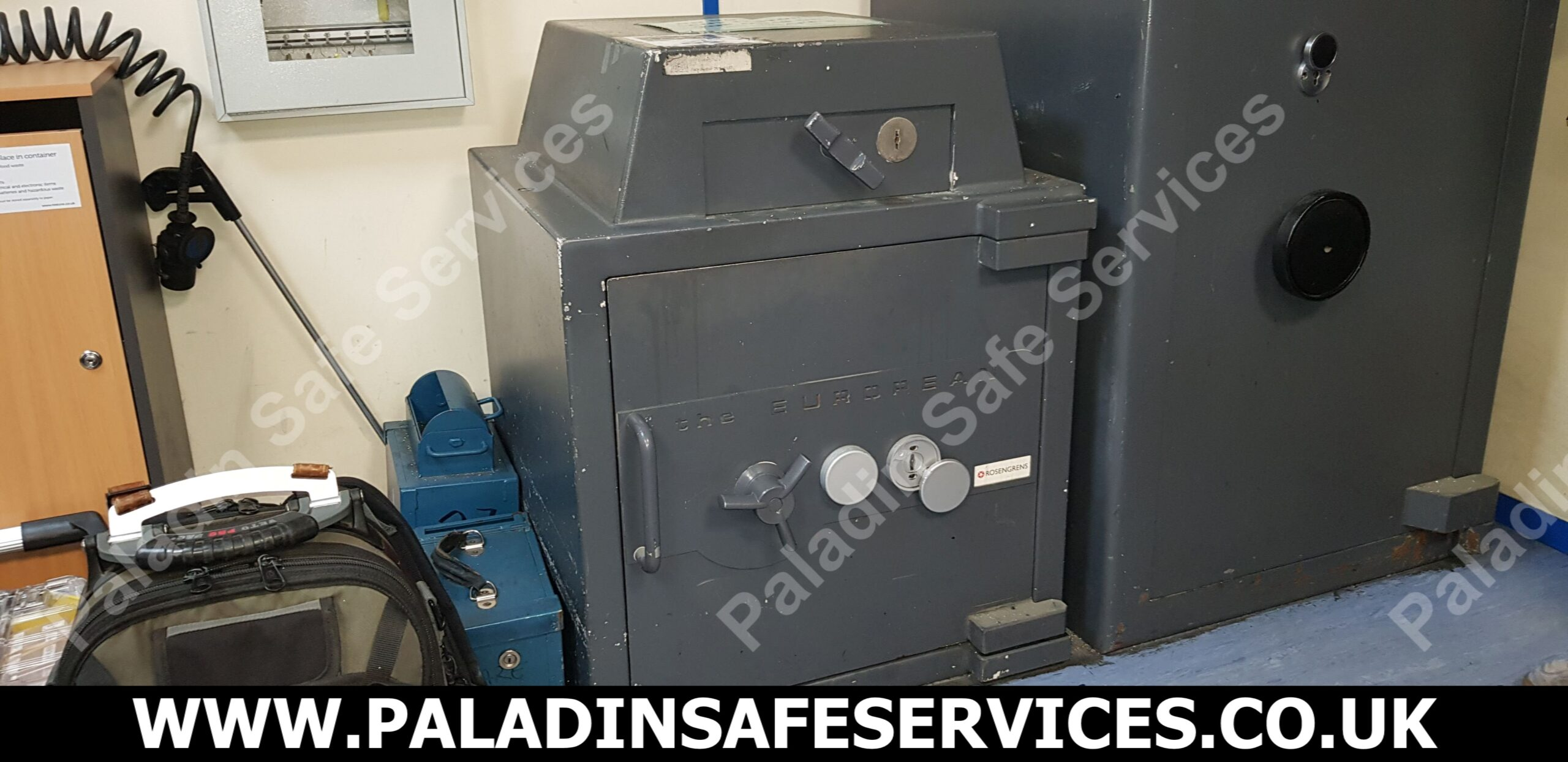 Rosengrens European Safe - Safecracker Skelmersdale
