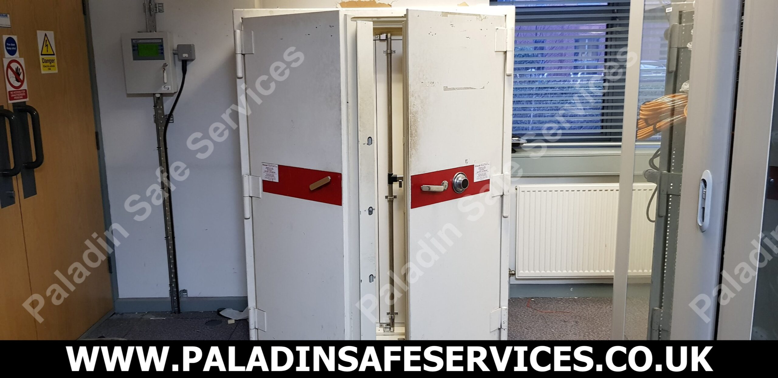 Tann Data Safe Safecracker Leeds
