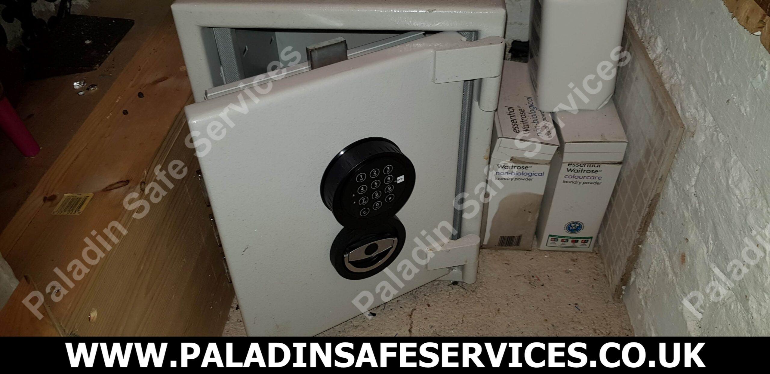 Securikey Safe Failed Electronic Lock