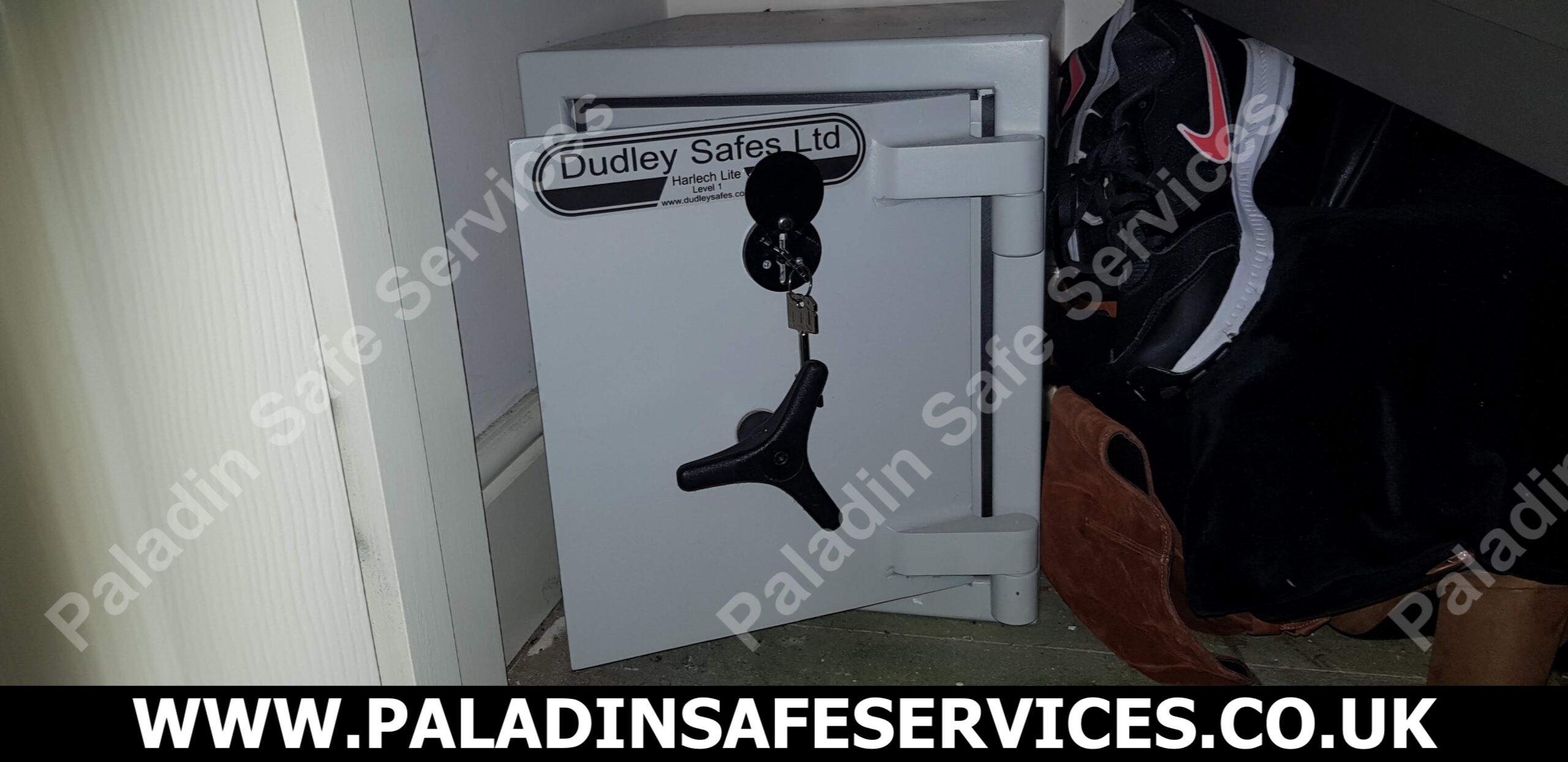Dudley Harlech Lite Lost Keys Warrington
