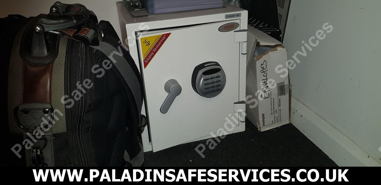Phoenix Safe Lost Combination Safecracker Warrington