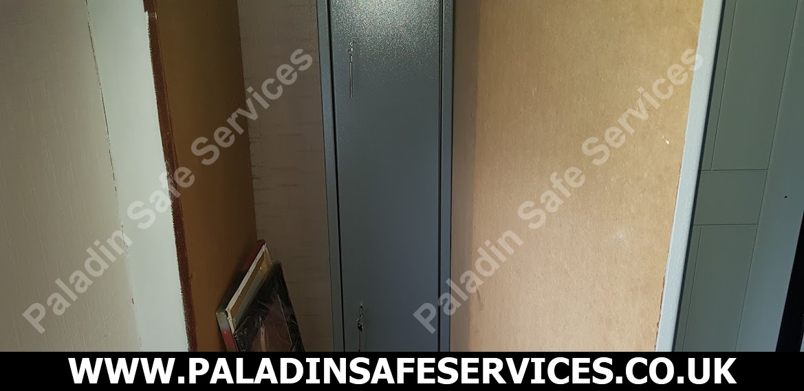 Gun Cabinet Lost Keys Safecracker